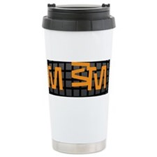 Cool Monogrammed 16 Oz Stainless Steel Travel Mugs
