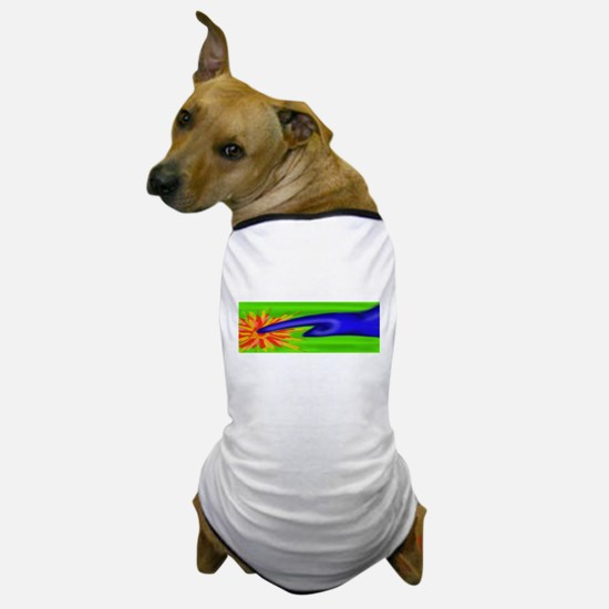 Hot touch finger Dog T-Shirt
