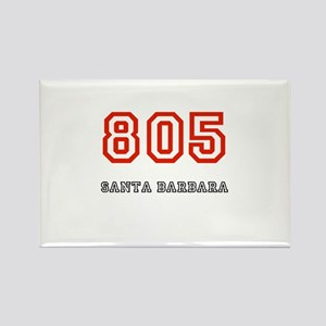 805 Rectangle Magnet