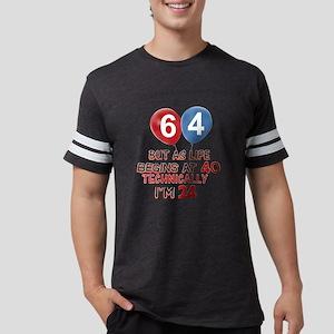 64 Mens Football Shirt