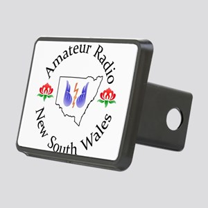 Amateur Radio NSW Logo Hitch Cover