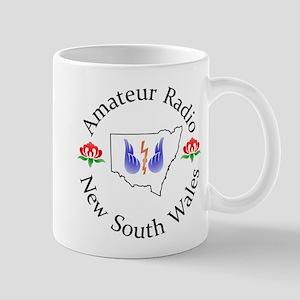 Amateur Radio NSW Logo Mug
