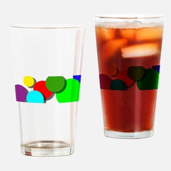 color celebration Drinking Glass