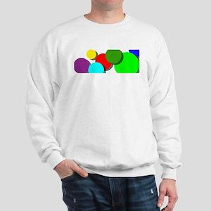 color celebration Sweatshirt
