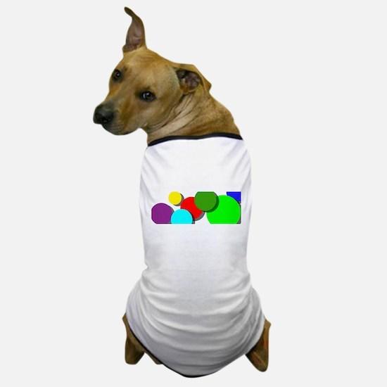 color celebration Dog T-Shirt