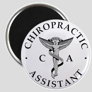 Chiro C.A. Logo Magnet
