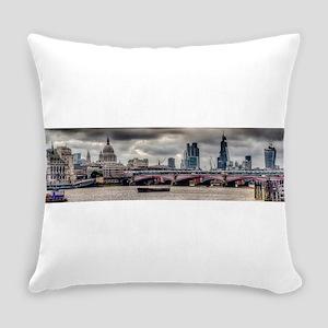 City Beacons Everyday Pillow