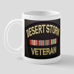 DESERT STORM VETERAN Mug