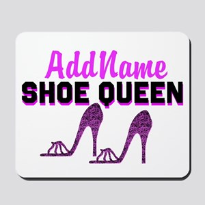 HIGH HEEL GIRL Mousepad