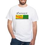 Best of Jamaica 2003 Winner White T-Shir