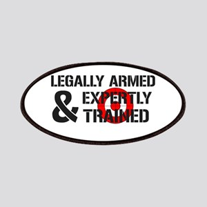 Legally Armed Expertly Trained Patches