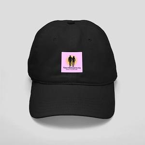 FutureBillionaires.org logo Black Cap with Patch