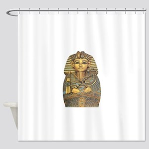 THE BOY KING Shower Curtain