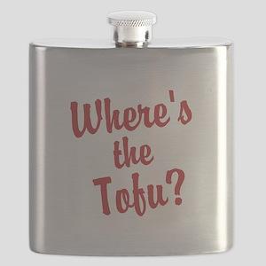 Wheres the Tofu? Flask