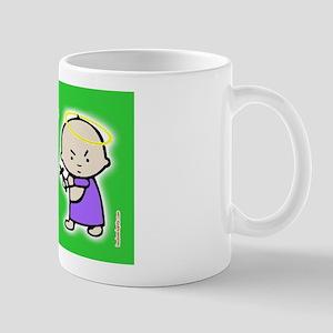 babyjesuschristmascard Mugs