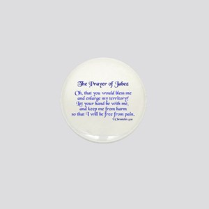 Jabez Prayer Mini Button