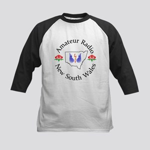 Amateur Radio NSW Logo Baseball Jersey