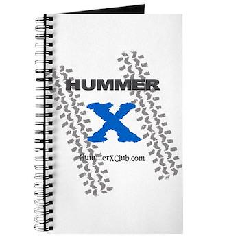 Hummer X Club Journal