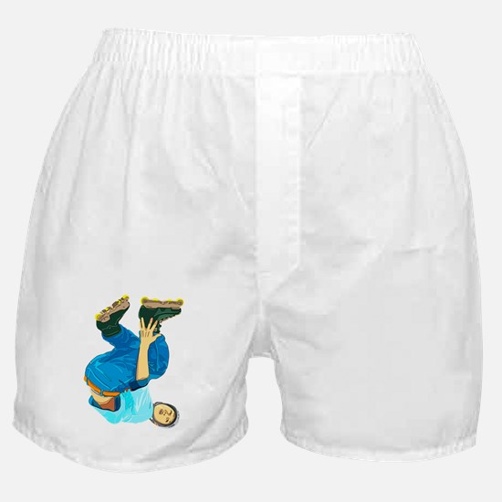Rollerblading Boxer Shorts