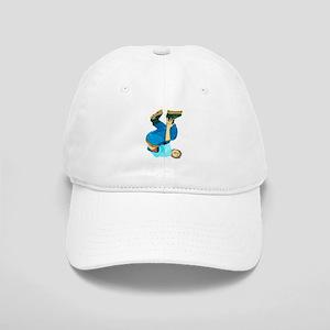 Rollerblading Baseball Cap