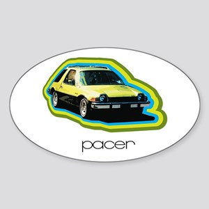 AMC Pacer Oval Sticker
