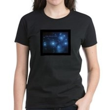 Pleiades Om Women's Dark T-Shirt