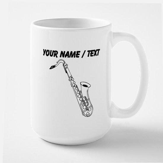Custom Saxophone Mug
