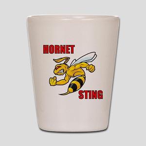 Hornet Sting Shot Glass