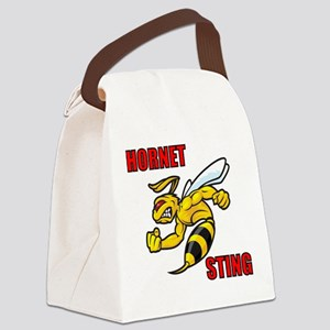 Hornet Sting Canvas Lunch Bag