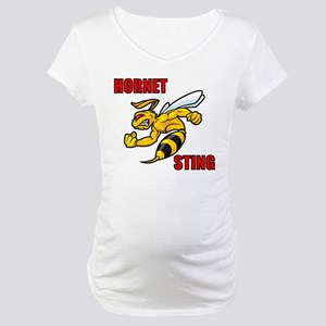 Hornet Sting Maternity T-Shirt