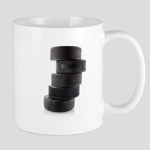 Official Ice Hockey Pucks Mug