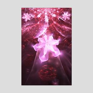 Pink Flower Mini Poster Print