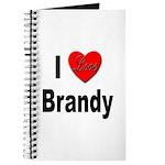 I Love Brandy Journal