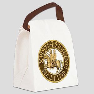 Templar seal Canvas Lunch Bag