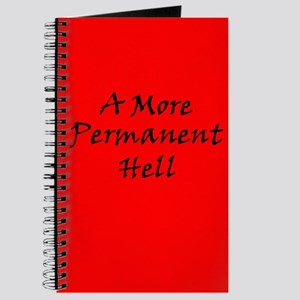 A More Permanent Hell Journal