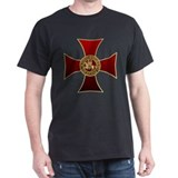 Knights templar Mens Classic Dark T-Shirts
