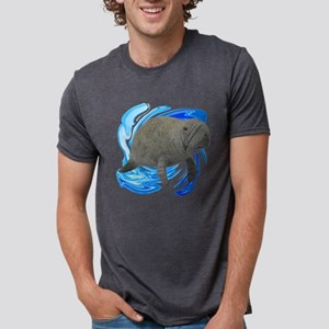 THE YOUNG ONE Mens Tri-blend T-Shirt