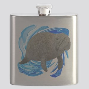 THE YOUNG ONE Flask
