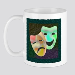 Drama Thespian Masks Mug