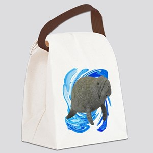 THE YOUNG ONE Canvas Lunch Bag