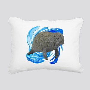 THE YOUNG ONE Rectangular Canvas Pillow