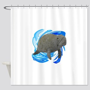 THE YOUNG ONE Shower Curtain