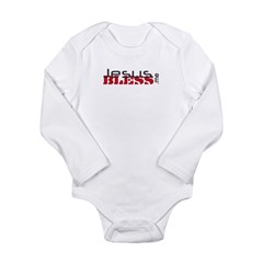 jjee2 Long Sleeve Infant Bodysuit