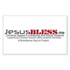 jjee2 Sticker (Rectangle 50 pk)