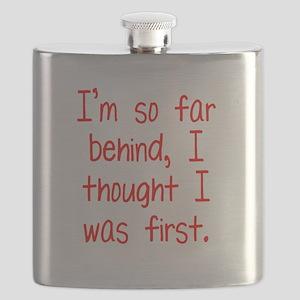 Far Behind Flask