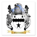Blackbourn Square Car Magnet 3