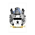 Blackbourn Sticker (Rectangle 50 pk)
