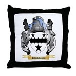 Blackbourn Throw Pillow