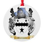 Blackborn Round Ornament