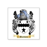 Blackborn Square Sticker 3
